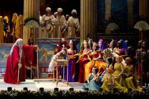 Biglietti Teatro Nabucco di Giuseppe Verdi - Tour