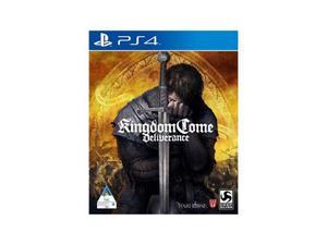 Kingdom Come: Deliverance Ps4
