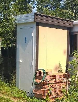 Caminetto prefabbricato grezzo posot class - Prezzo bagno prefabbricato ...