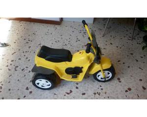 Motociclo a batteria per bambini