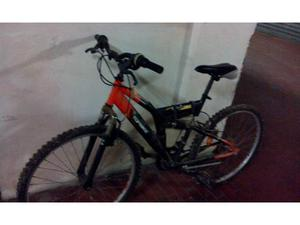 Mountain bike Top Bike, ammortizz centrale, 18 velocità