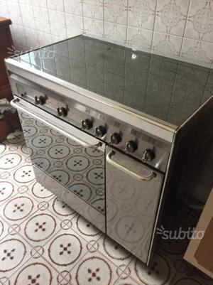 Fornello con forno a metano e mobiletto x posot class - Piano cottura e forno ...