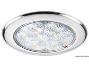 Plafoniera 9 LED luce bianca