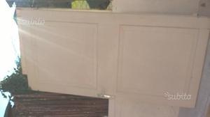 Stock porte in legno in vendita buseto posot class for Porte interne antiche