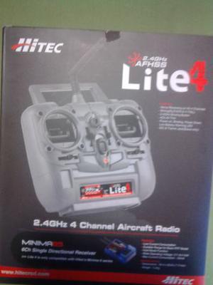 radiocomando 4 canali 2,4ghz