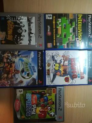 5 giochi playstation 2