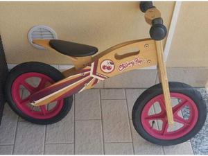 Bici senza pedali CHERRY POP come nuova (AFFARE) Ideale per