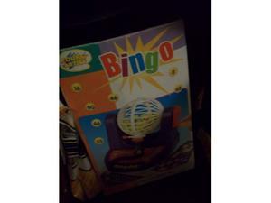 Bingo con cartelle