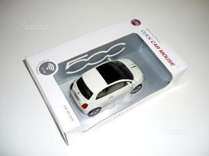 Click Car MOUSE wireless optical originale Fiat500