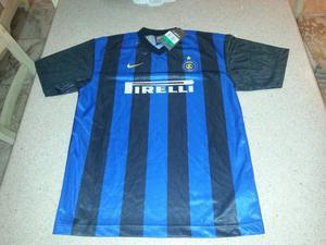 Maglia Calcio Fc Inter Originale Nike Tg L/XL