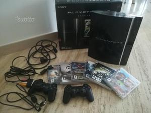 PlayStation 3 come nuova + giochi con scontrino