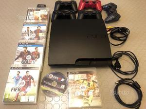 Playstation 3 (PS3) Slim Konso 320GB, CECH-30