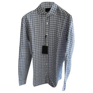 carlo pigantelli camicia in lino
