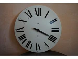 Alessi orologio parete firenze castiglioni abs crema vintage