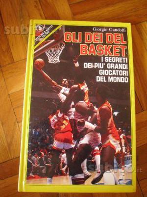 Gli dei del basket, i segreti dei più grandi
