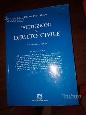 Istituzioni di diritto civile - perlingeri