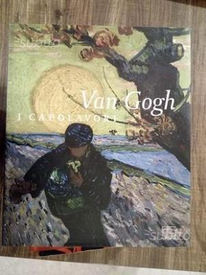 Libro;Van Gogh capolavori