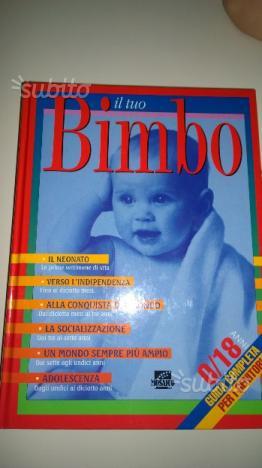 """Libro""""il tuo bimbo"""""""