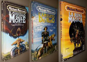 Lotto 3 libri La grande storia della runa magica,