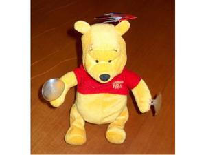 Peluches Winnie the Pooh con ventose. Idea regalo
