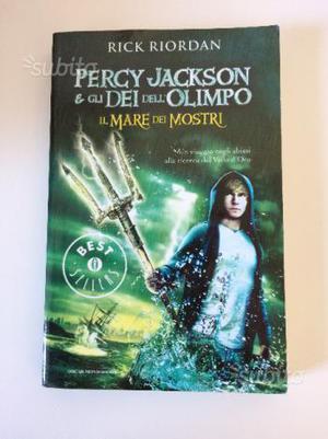 Percy Jackson e il mare dei mostri