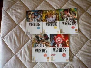 Secret Warriors 1/5 Serie completa - Marvel Mix -