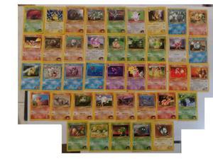 Stock 95 Carte Pokemon Gym Heroes+Challenge