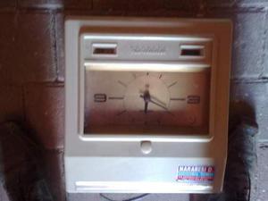 Timbracartellino marcatempo orologio vintage