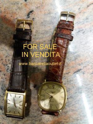 orologi Longines e Tissot