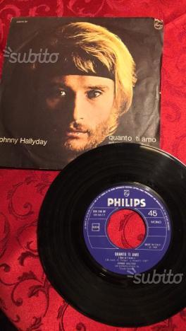45 giri Johnny Holiday