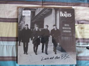 Beatles LP 180g LIVE AT THE BBC nuovo 3LP