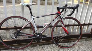 Bici corsa taglia S alluminio BH ZAPHIRE gruppo u