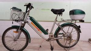 Vendo economica bici elettrica posot class for Bici pieghevole elettrica usata