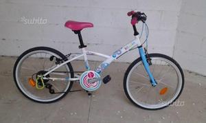 Bicicletta bambina 8/10 anni