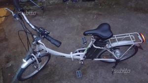Bici elettrica armony posot class for Bici pieghevole elettrica usata