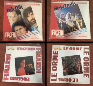 Disco vinile LP Dik Dik New Trolls Finardi Le Orme