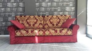 Divano primo 900 velluto damascato posot class - Divano tessuto damascato ...