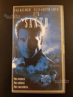 Il Santo -  - Film VHS Originale