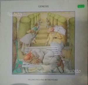 LP 33giri, Genesis, Selling England by the Pound