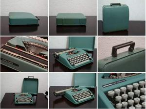 Macchina da scrivere meccanica Olivetti Lettera 82