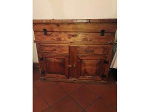 Madia in legno massello