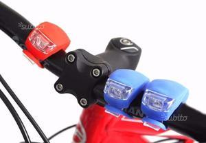 N°5 Luci LED per bici