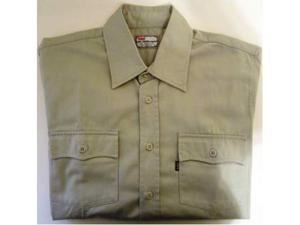 Originale Levis, impeccabile camicia in cotone color ecru,