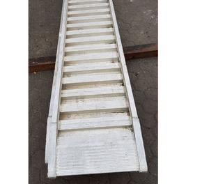 Scala 2 rampe in alluminio posot class for Rampe di carico in alluminio prezzi