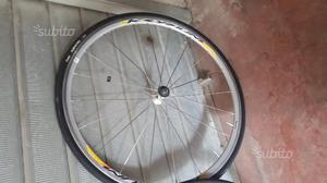 Ruote per bici da corsa mavic