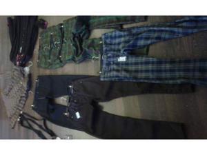 Stock abbigliamento uomo