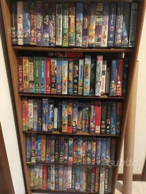 Stock di videocassette Disney originali