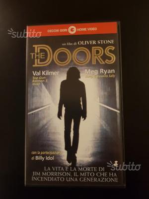 The Doors - Oliver Stone  - VHS Originale
