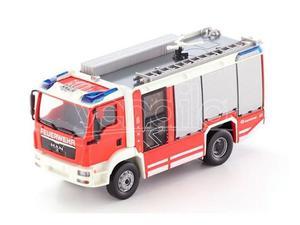 Wiking WK FIRE SERVICE ROSENBAUER AG (MAN TGM) 1:43