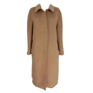 burberry vintage wool beige coat